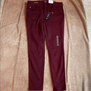 Cranberry Jeggings 6P from a.na